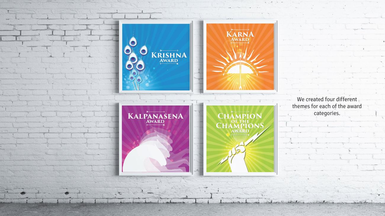 KREO Branding_Themes for the Reliance Mission Kurukshetra Awards