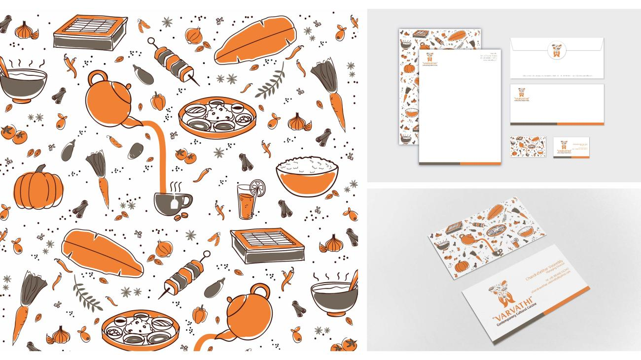 kreo bangalore Stationery design