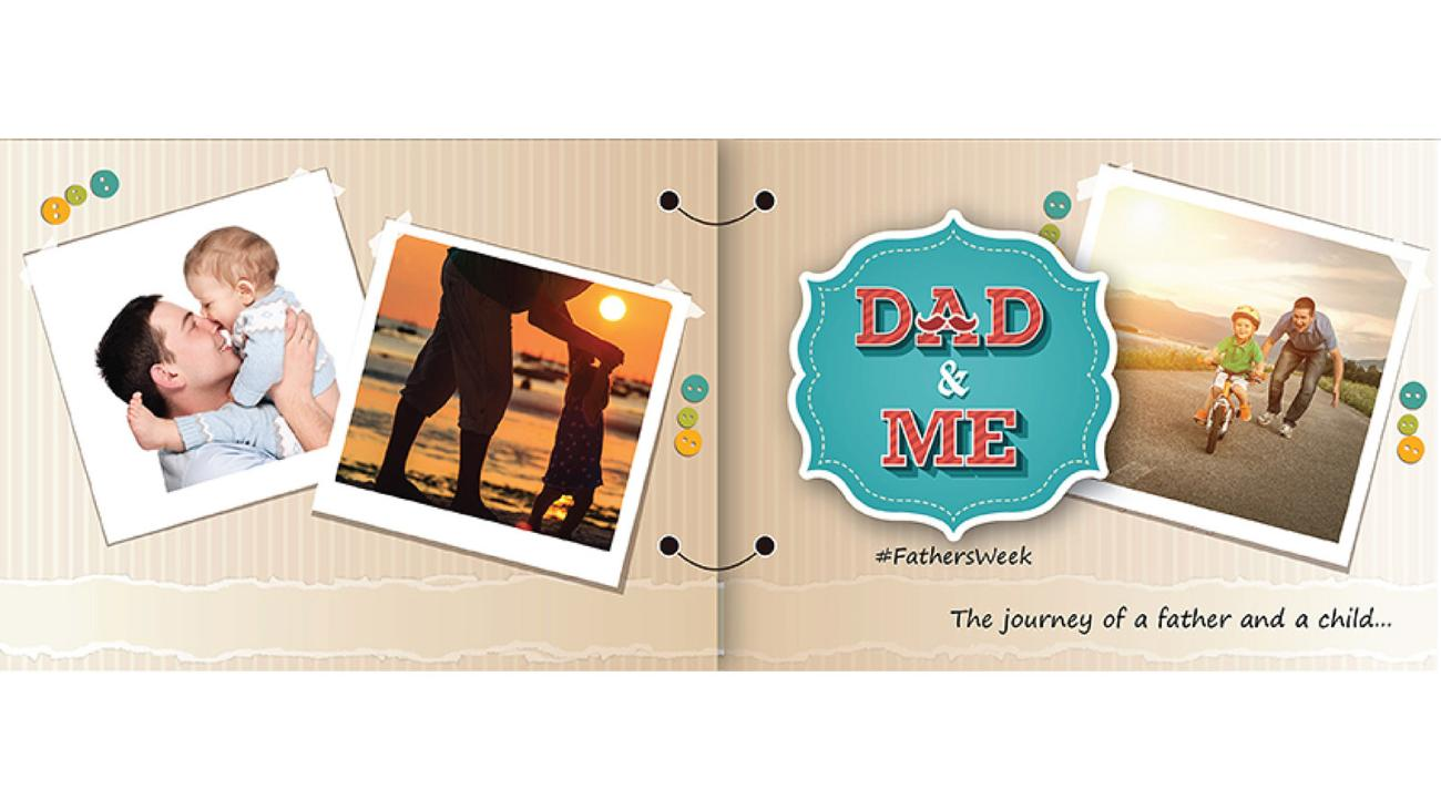 Social Media_2015 Father's Day Campaign on Facebook conceptualised and created by Kreo Design & Innovation